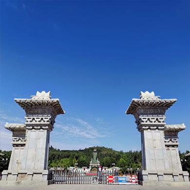 汉梁王陵+僖山景区