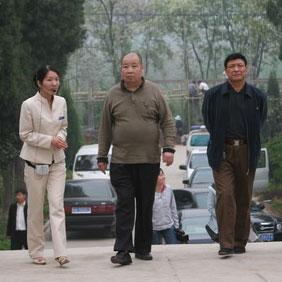 二月河:到河南而不到商丘,你不算是汉族人